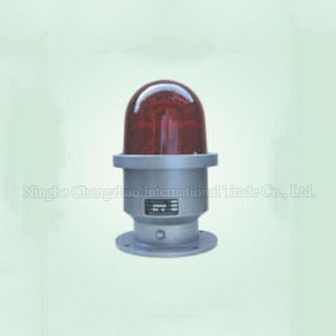AC Single Aviation Obstruction Light