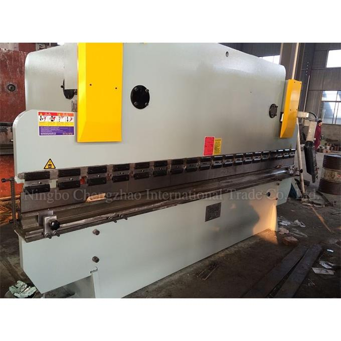 Full Automatic CNC Hydraulic Press Brake Machine