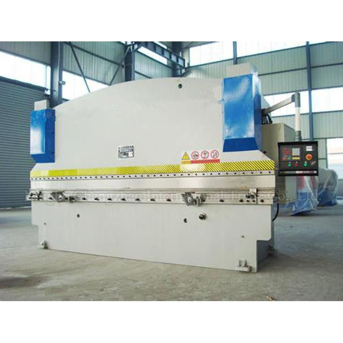 CNC Hydraulic Press Brake Machine For Steel Sheet