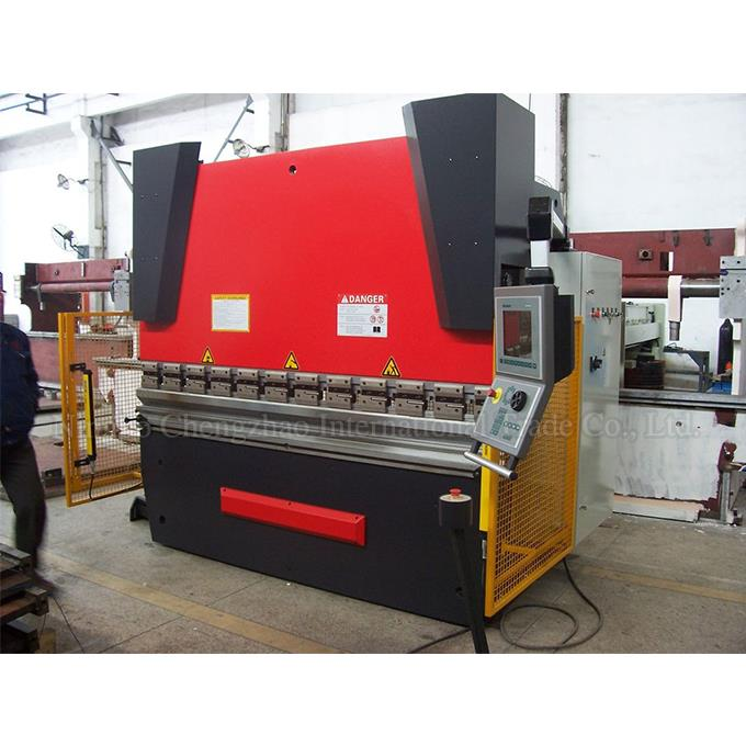 Metall Sheet Bender Machine