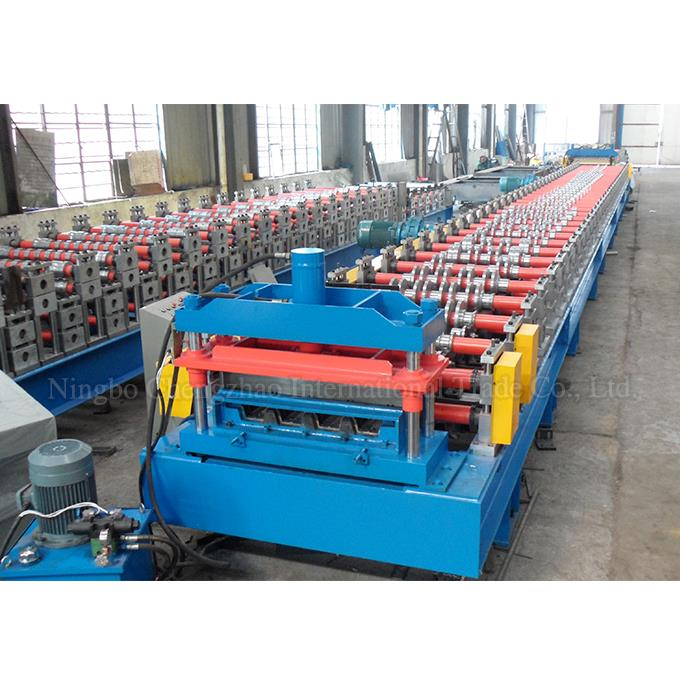 Roll Forming Machine For Galvanized Steel Coil