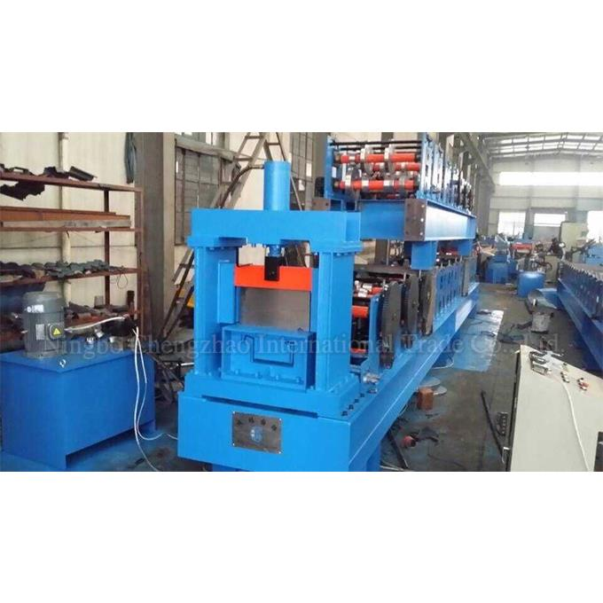 Automatic Corrugated Steel Sheet Roll Forming Machine
