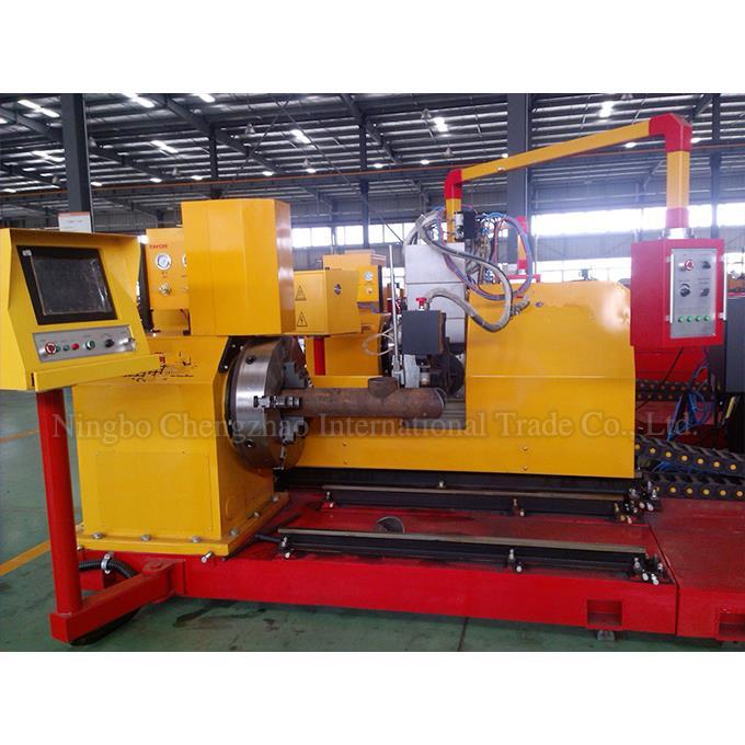 CNC Plasma Steel Pipe Cutter