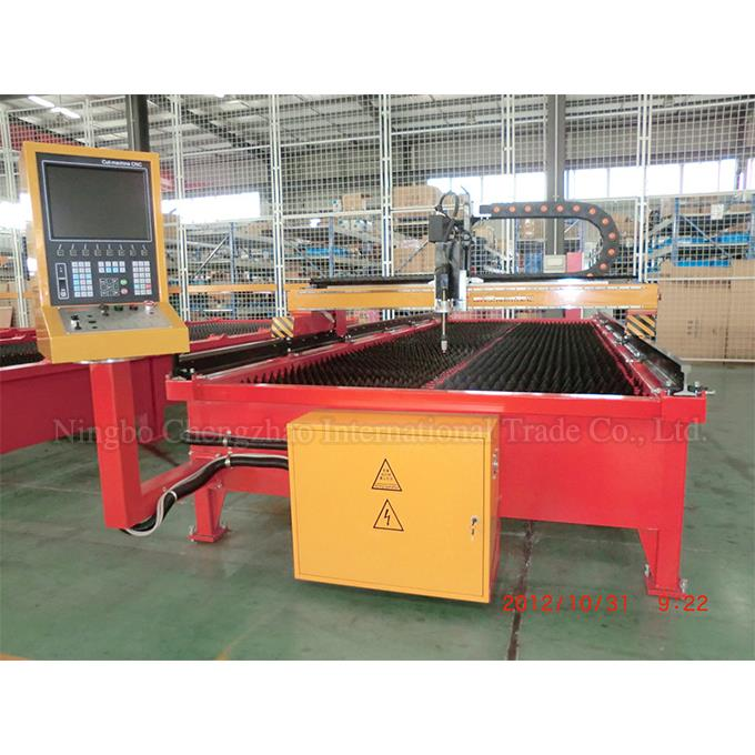 Hydraulic Flame Plate Cutting Machine