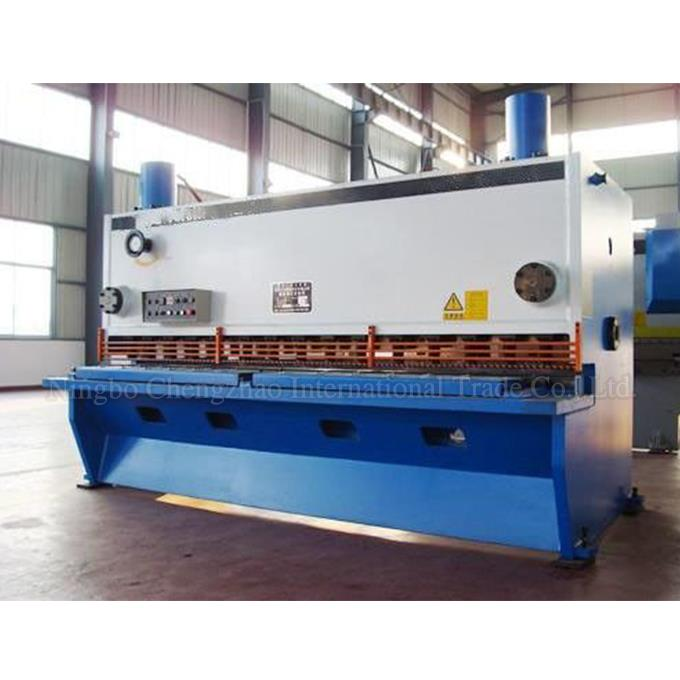 Full Automatic Metal CNC Shear Machine With Control System