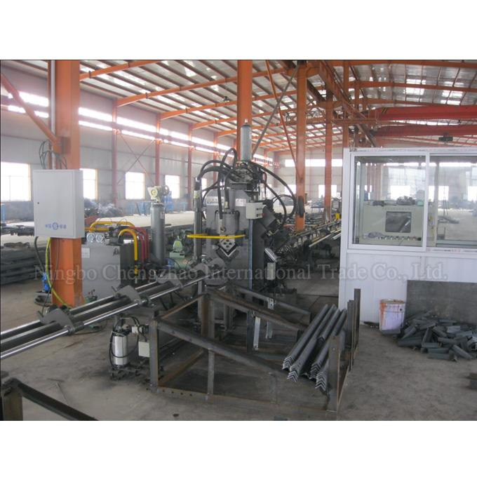 CNC Production Line For Steel Angle