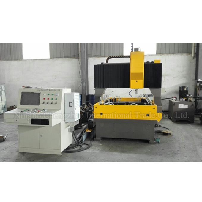 Full Automatic CNC Drilling Machine For Steel Plate