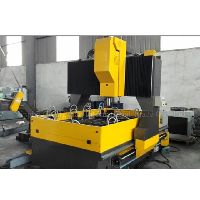 CNC Steel Plate Drilling Machine With CNC Control System